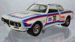 Rare Bburago BMW 3:0 CSL 1:24 Racing Diecast Toy Model Car E9 Collectible Vintag