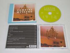 Vampire Weekend/Vampire Weekend ( XL Records 634904031824) CD Album
