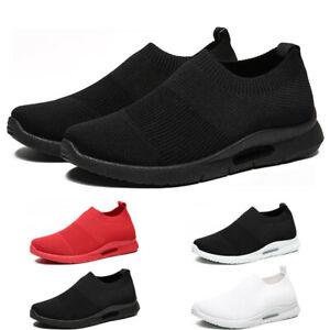 Men's Casual Running Sneakers Lightweight Athletic Sport Tennis Shoes Walking US