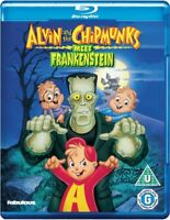 Neuf Alvin And The Chipmunks Meet Frankenstein Blu-Ray (FHEB3667)