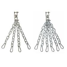 Pro Box Heavy Duty Punch Bag Chain Hanging Bag Chain Commercial 4 6 Leg Chains