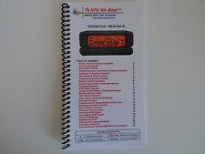 Kenwood TM-DV71A/E (Solo Manual Original ingenioso Mini)... radio _ trader _ Irlanda.