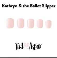 Reusable Nail Dashes, 24 Pop On, Short, Kathryn And The Baller Slipper