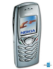 Nokia 6100 - light Blue Factory Unlocked Cellular Phone.