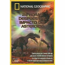 24 Hours After Asteroid Impact / 24 Horas Despues Del Impacto DVD NEW Sealed!
