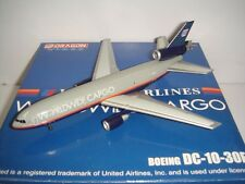 "Dragon Wings Jet X United Worldwide Cargo DC-10-30F ""Battleship Livery"" 1:400"