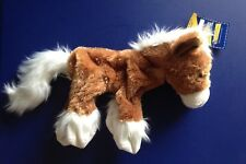 Build a Bear Retired 17 in. Horse Plush Toy - Unstuffed - New