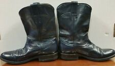 Cowboy (Cowgirl) Women's Navy Blue Boots