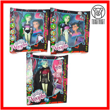 Gothic Angels Doll Bundle Boxed Fashion 3x Figure Lot Coralie Alaura 3+ Girl Toy