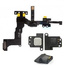 For iPhone 5C Front Camera Proximity Sensor Siri Mic & Ear Speaker Replacement