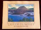 Vtg Souvenir Lassen Volcanic Park Travel Guide Brochure Book Photos 1929