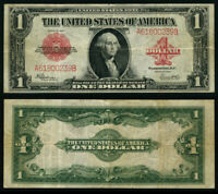 FR. 40 $1 1923 Legal Tender VF