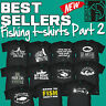 Men's Fishing T Shirts Love Fish The perfect gift fathers day birthday T Shirt 2