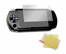 Film de protection écran screen protector + chiffon pour Sony PSP 1000 2000 3000