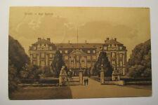 Ansichtskarte  Brühl Schloß , Feldpost 1915