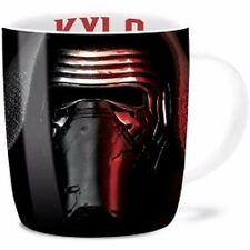 122828 STAR WARS KYLO REN CHARACTER CERAMIC COFFEE MUG IN BOX THE FORCE AWAKENS