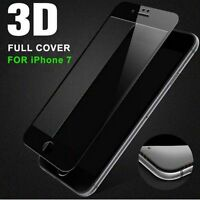 3D Curved Full Cover Tempered Glass Screen Protector for Apple iPhone 6 / 7 Plus