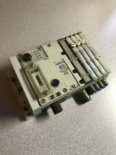 Festo CPX-FB-32 EtherNet/IP Solenoid Block Assembly, 3 Solenoids, Complete
