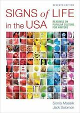 Signs of Life in the USA : Readings on Popular Culture for Writers by Jack Solom