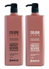Juuce Colour life Shampoo and Conditioner 1lt Duo