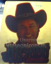 1980 Dallas TV show J.R. Ewing Larry Hagman JR ORIG vtg t-Shirt Iron-On Transfer
