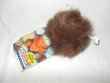 Action Figure Star Trek Furry Tribble Brown 1998 5 inch