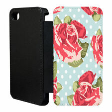 Patterned Leather Wallet Cases for Samsung Galaxy S7