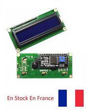 Ecran LCD 1602 Bleu avec ou sans interface I2C DIY Arduino Raspberry PIC AVR