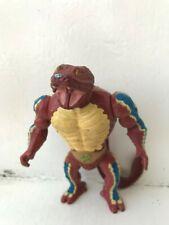 Raro Original 80S MATTEL He-man Amos del universo Amos del universo RATTLOR figura