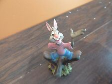WDCC Disney Brer Rabbit Song of the South Born & Bred in a Briar Patch Figurine