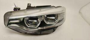 Driver Left Adaptive Headlamps LED 63117377855 Fits 15 16 17 BMW M4 F82 OEM