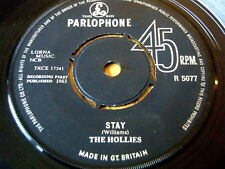 """THE HOLLIES - STAY  7"""" VINYL"""