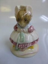 Beatrix Potter The Old Woman Who Lived in a Shoe Knitting Beswick Figurine BP-3c