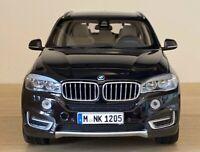 1:18 BMW X5 - Black / Sparkling Brown - Paragon - Die Cast Model Car M Sport