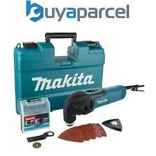 Makita TM3000CX14 240v Corded Oscillating Multi Tool TM3000 + 13pc Accessory Set
