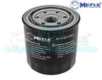 Meyle Oil Filter, Screw-on Filter 30-14 322 0001
