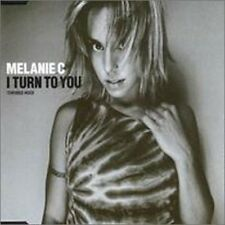 MELANIE C. I Turn To You Uk Cd