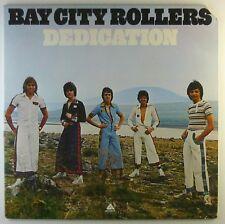 "12"" LP-Bay City Rollers-Dedication-c1032-Slavati & cleaned"