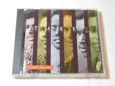 Take 6 CD 1988 Reprise Records Milky-White Way David and Goliath Spread Love