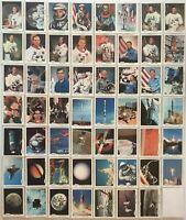 "NASA SPACE SHOTS SERIES 2 PHOTO CARD SET OF 110 CARDS 2 1/2"" x 3 1/2"" - NEW -"