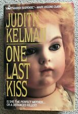 One Last Kiss by Judith Kelman Book Novel Fiction Literature 1994 Hardcover w DJ