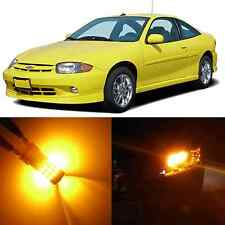 Alla Lighting Turn Signal Light 3457K Amber LED Bulbs for 1995~05 Chevy Cavalier
