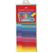 Faber-Castell 30pk Child Safe & Washable Connector Pen 11-300-A