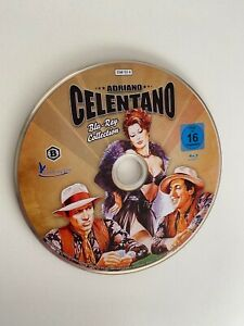 Adriano Celentano - Blu-Ray Collection | Blu-Ray ohne Cover