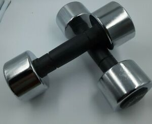 Nordic Track Pair of 8 Pound Dumbbells