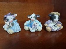 Mary's Moo Moos Set of 3 Figurines #104914