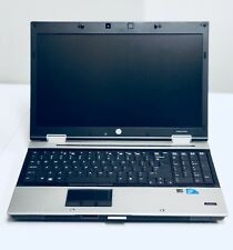 """HP EliteBook 8540p - 15.6"""" - Core i5 540M (NO HDD, OS, CADDY, CHARGER)"""