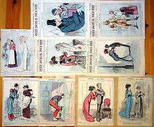 Alfred GREVIN Petit Journal Pour Rire Lithographie Fantasia mode Paris