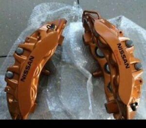 Brake caliper BREMBO NISSAN GTR-R35 New front