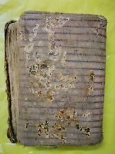 Antique Islamic Handwritten Persian Book VERY RARE! 200-250 Years Old